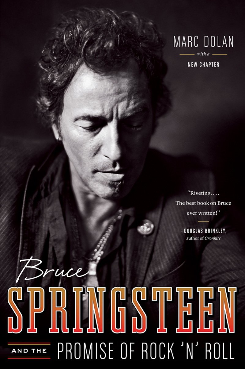 bruce springsteen history biography