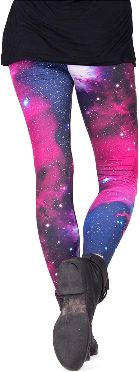 Printed Colorful Leggings one Size cosey - Different Designs