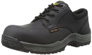Dr. Martens Hawk - S3 HRO Rating, Chaussures de sécurité homme - Noir (