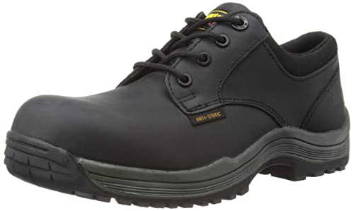 Dr Marten 's Industrial 63 Men 's Safety Shoes Black 9 UK B004N8DO2Q