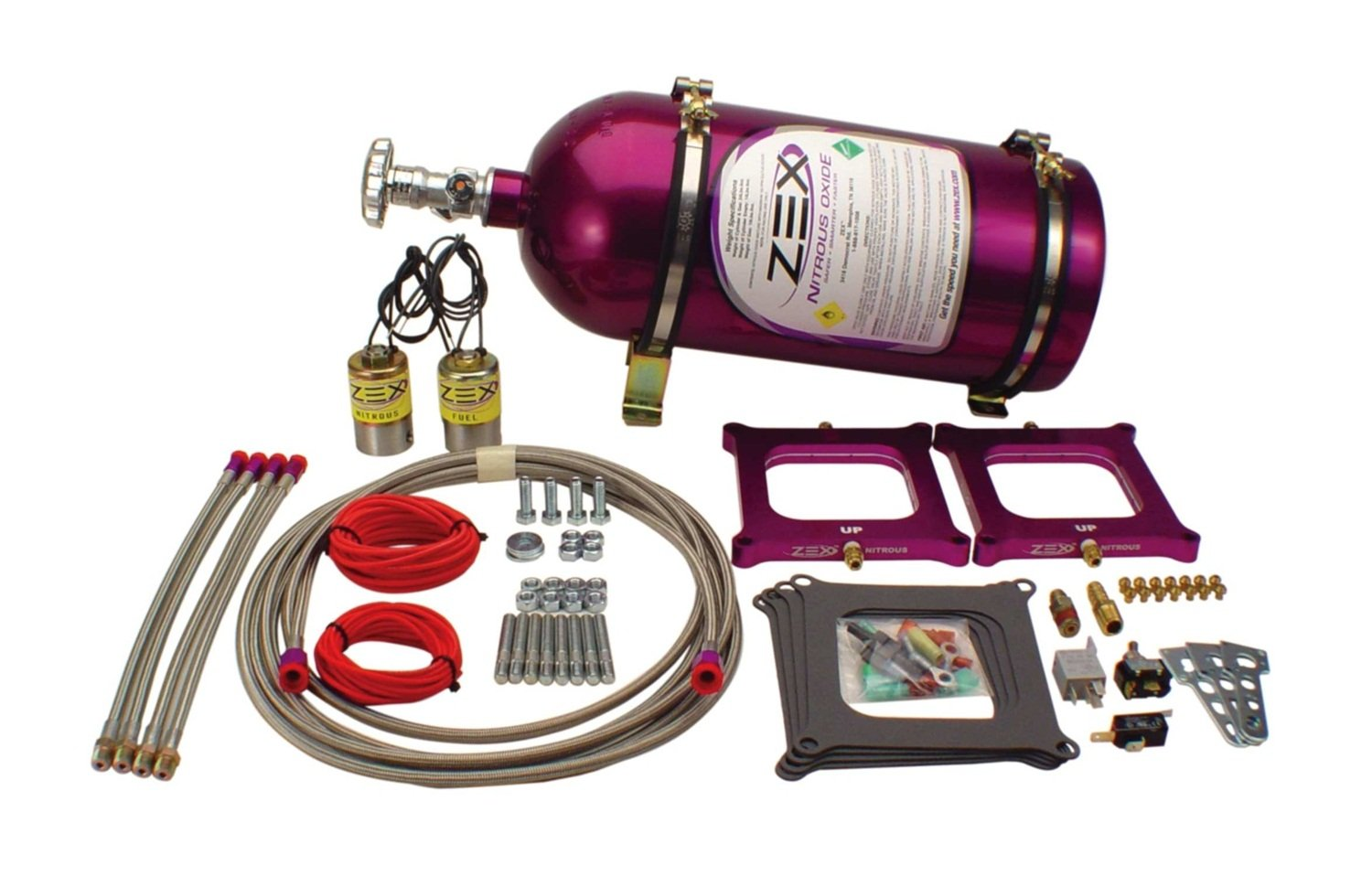 COMP Cams 82185 Nitrous System (Dual Plate)