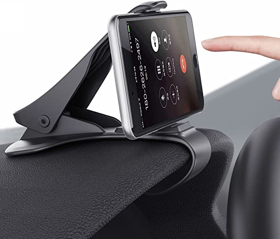 Universal Adjustable Car Dashboard Holder Stand Clip For All Mobile Cell Phone