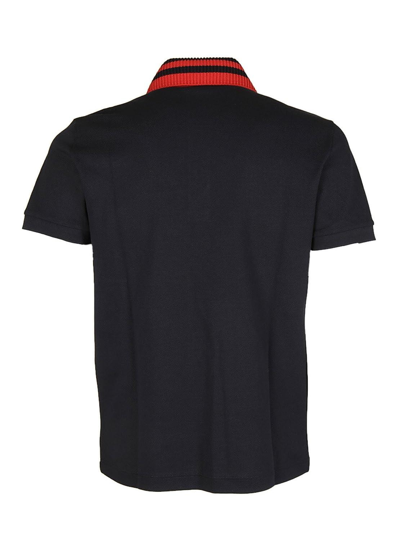 Gucci - Polo - para Hombre Negro 48: Amazon.es: Ropa y accesorios
