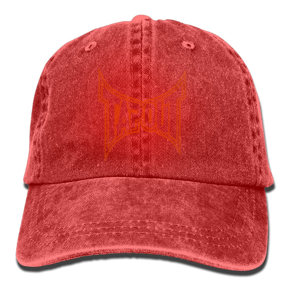 SFT Men's Tap Out Pattern Hip Hop Sports Baseball Cap Adjustable Hat Party Headgear
