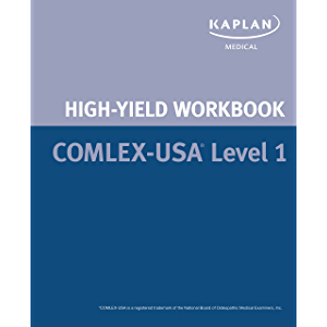COMLEX Step 1 High Yield Workbook