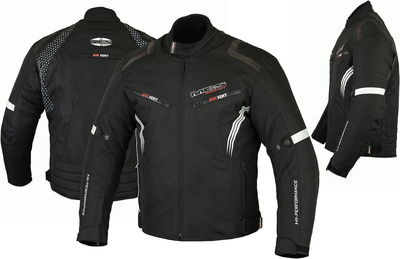 Chaqueta MBSmoto MJ22 Max Short Textile