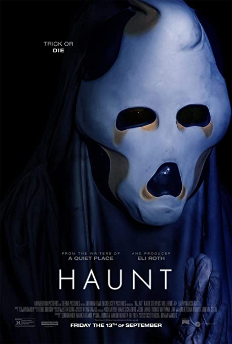Lionbeen Haunt - Movie Poster - Cartel de la Pelicula 70 X ...