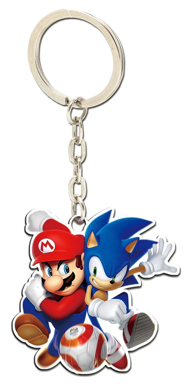 Llavero Mario & Sonic en las Olimpiadas de Río 2016: Amazon ...