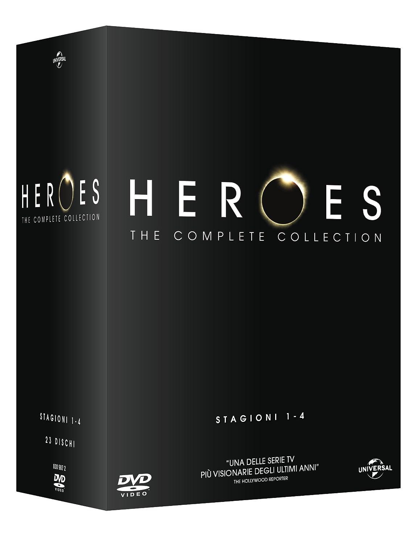 Amazon.com: heroes - stagioni 01-04 (23 dvd) box set DVD Italian ...