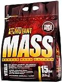 PVL Mutant Mass 6800 g Strawberry and Banana Weight Gain Shake Powder