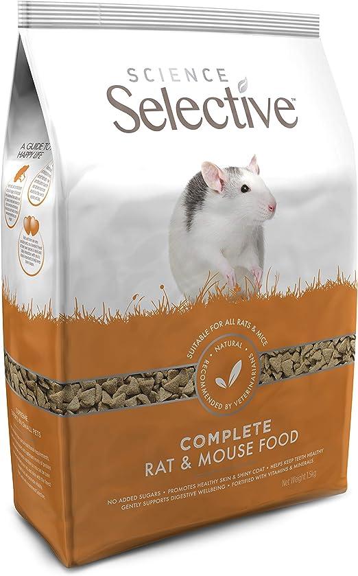 how do companies make custom rat diet