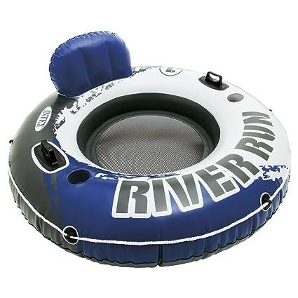 Amazon.com: Intex River Run I Sport salón, flotador ...