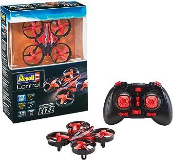 Opinión sobre Revell Control 23823-Quadrocoptère radiocommandé Fizz-télécommandé Drone, 23823