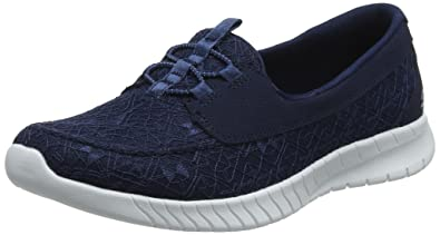 Skechers Damen Wave-Lite-Keep It Simple Sneaker
