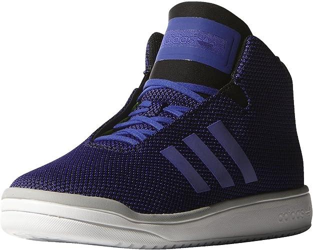 adidas Veritas Mid, Baskets pour homme Violet aubergine