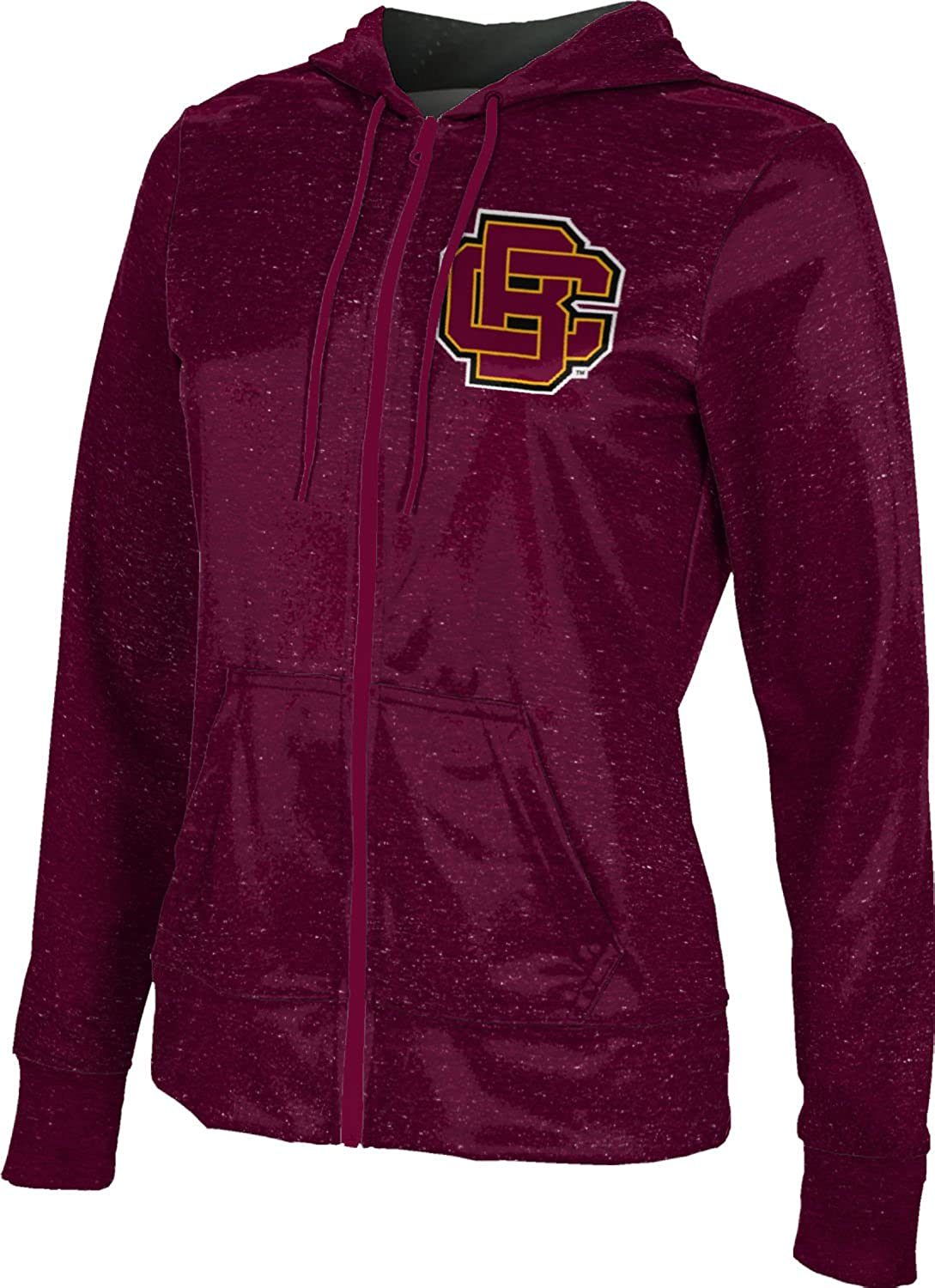 ProSphere Bethune-Cookman University Girls Zipper Hoodie Heather School Spirit Sweatshirt