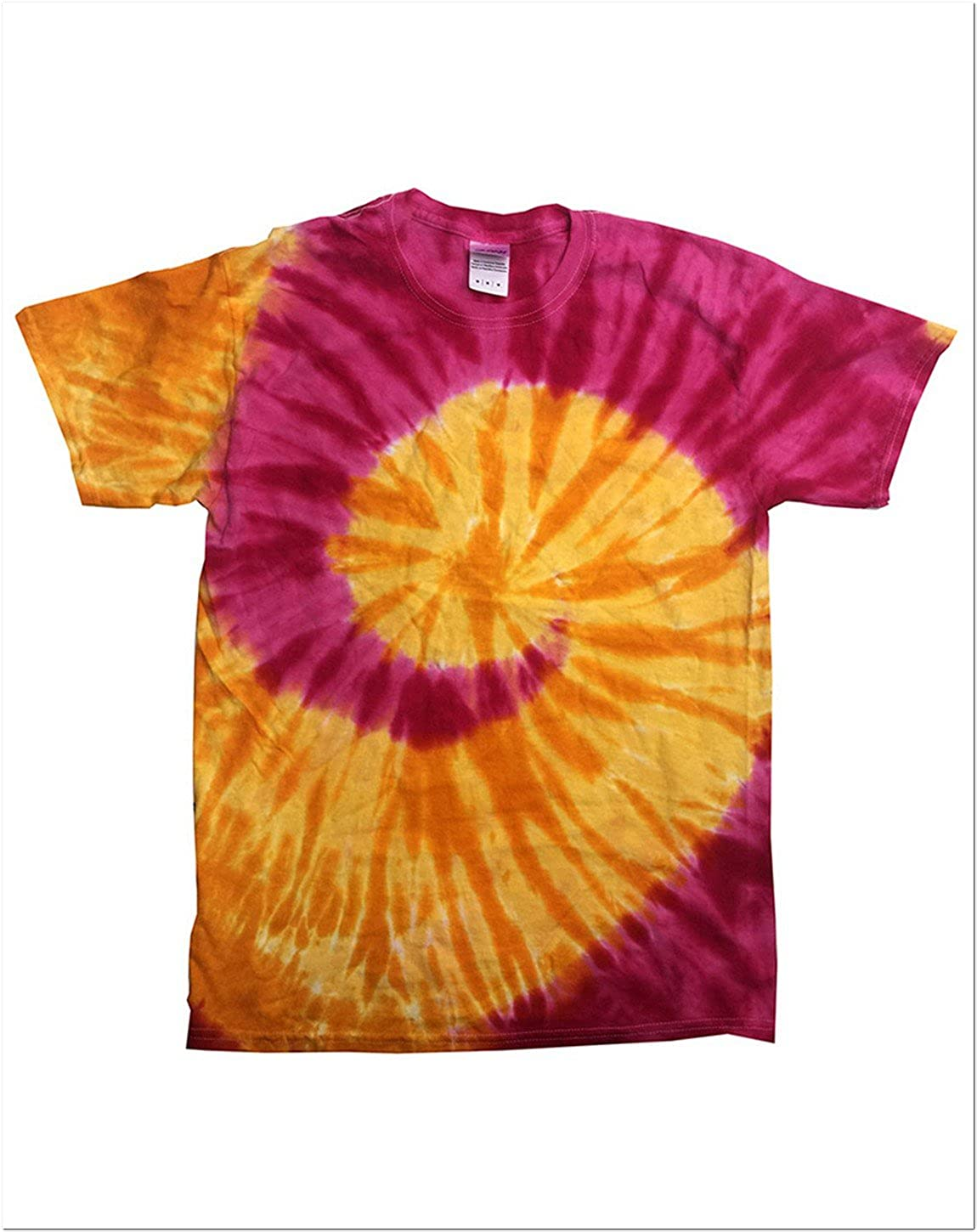 Tie-Dye 1180B Youth Island Collection d Tee