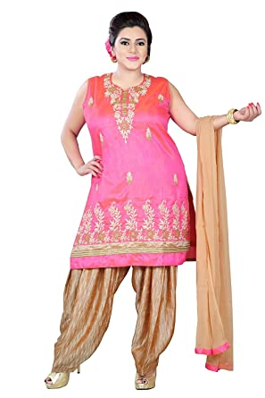 b92b57e2ca3 PLUS SIZE INDIAN READYMADE SUITS FOR WOMEN LADIES PATIALA SALWAR SUIT  INDIAN PAKISTANI PARTY WEAR SUIT KAMEEZ WOMAN BIG SIZE CLOTHING BOLLYWOOD  SUIT DRESS ...