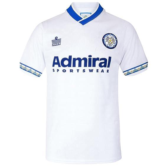 Admiral Maglia Vintage Originale Leeds United AFC 1993 - Uomo - Small   Amazon.it  Abbigliamento 7a93fa09532