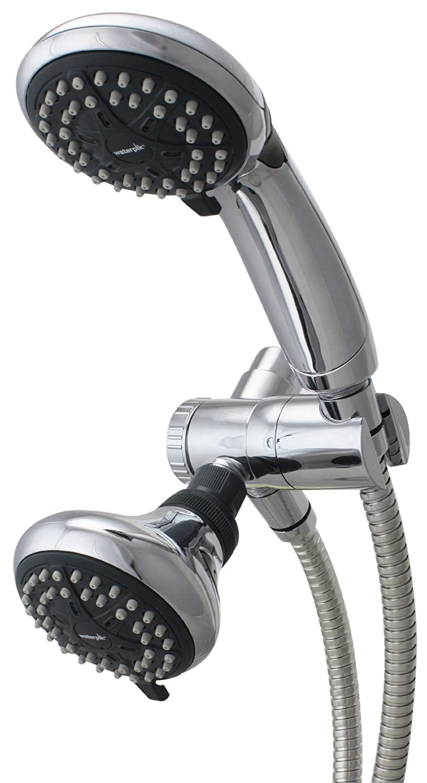 Waterpik Chrome EcoFlow Combination Shower System - Hand Held ...