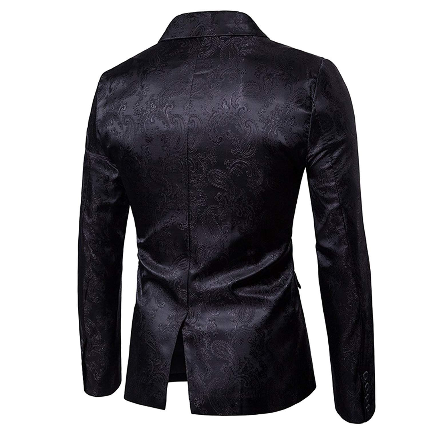 - MAGE MALE Men's Floral Floral Floral Luxury Party Dress Suit Stylish Dinner Jacket Wedding Blazer Prom Tuxedo c35e27