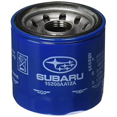 Subaru 15208AA12A Oil Filter: Automotive