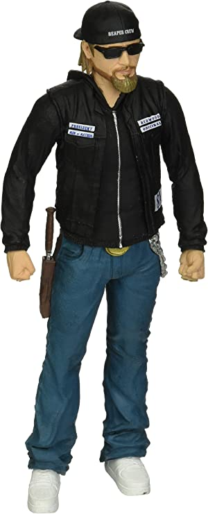 Figura Sons of Anarchy Jax Teller 15 cm: Amazon.es: Juguetes y juegos