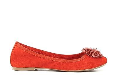 Basse Femme Chaussures Rouge Baskets Noir Ef603 Caf Cafè wS0cBqfc