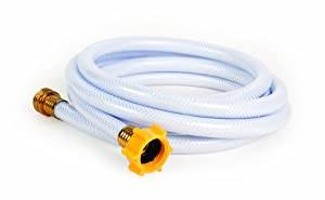 """Camco 10ft TastePURE Drinking Water Hose - Lead and BPA Free, Reinforced for Maximum Kink Resistance 1/2""""Inner Diameter (22743)"""