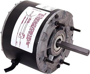 AO Smith 5995.0-Inch Frame Diameter 1/10 HP 1550 RPM 115-Volt 3-Amp Ball Bearing Blower Motor