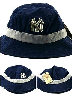 1748e777ceb ... shopping american needle new york yankees new bucket fishing vintage  blue era hat cap l xl
