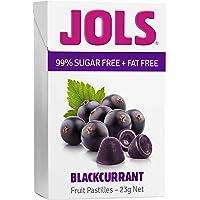 JOLS Blackcurrant Fruit Pastilles 23g