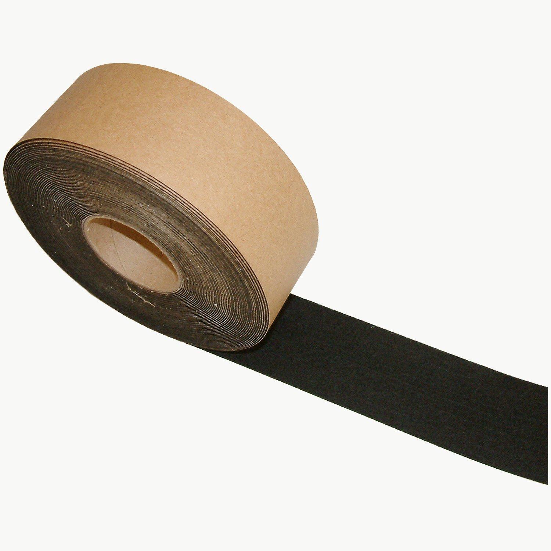 J.V. Converting FELT-06/BLK325 JVCC FELT-06 Polyester Felt Tape: 3'' x 75 ft, black