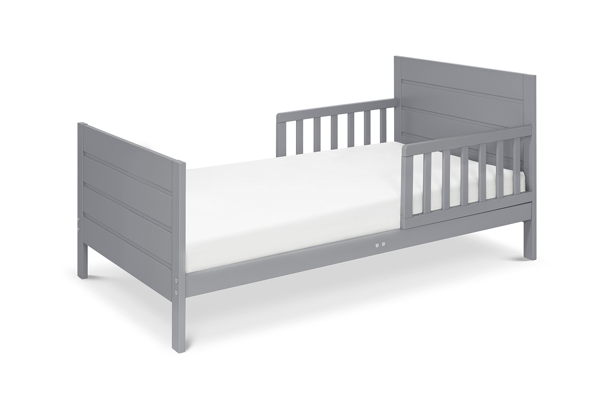 DaVinci Modena Toddler Bed, Grey