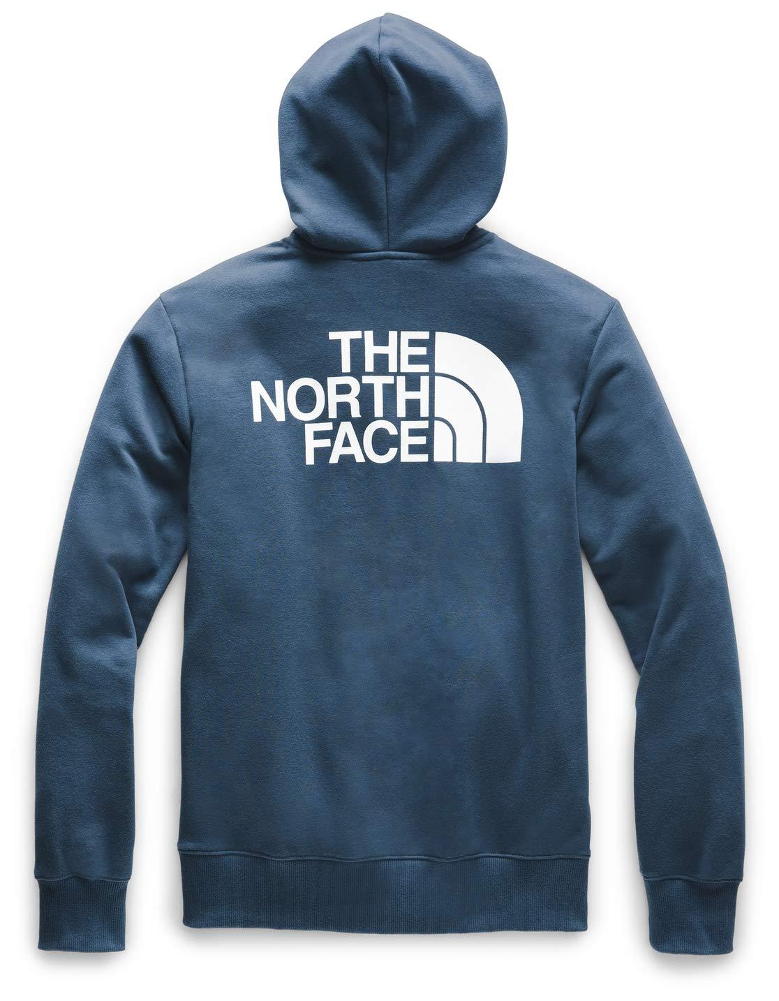 Bleu Sarcelle S THE NORTH FACE Half Dome Full Sweat à Capuche zippé pour Homme