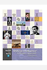 Artificial Intelligence: A Modern Approach (Pearson Series in Artifical Intelligence) Kindle Edition