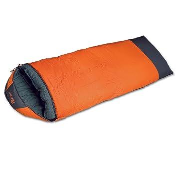 Saco de Dormir ULTRALIGHT 1000 BERTONI Capucha Infantil de Invierno, Color Naranja: Amazon.es: Deportes y aire libre