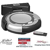 Sichler Haushaltsgeräte Premium-Reinigungs- & Staubsauger-Roboter PCR-2350 LX