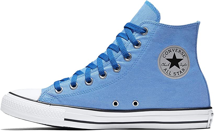 Converse Womens Chuck Taylor All Star Hi Soar White Canvas