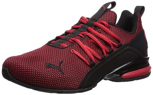 c6bc718983d55 PUMA - Mens Axelion Mesh Wide Shoes