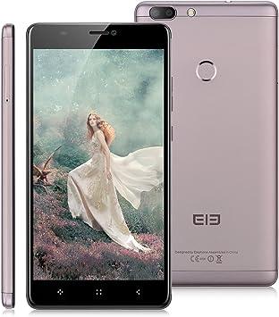 Elephone C1 MAX - Smartphone Libre 4G LTE, 6.0 Pulgadas HD ...
