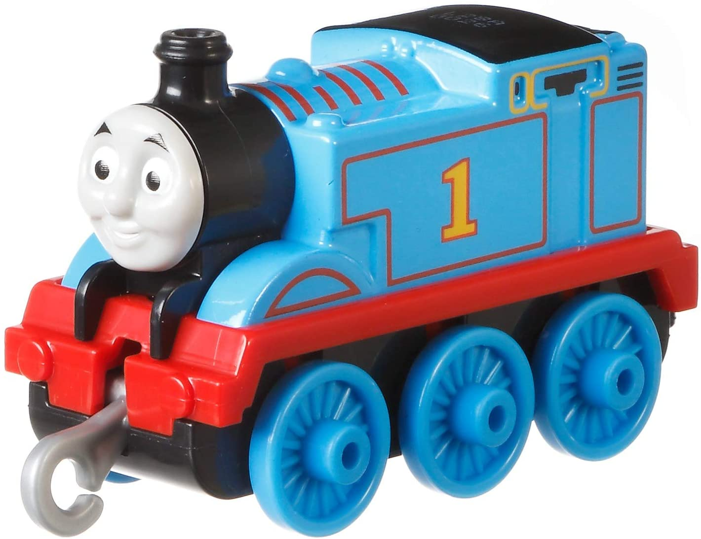 Multi-C Thomas  Friends FXW99 Trackmaster Push Along Thomas Metal Train Engine