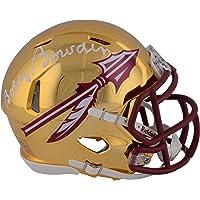 $109 » Bobby Bowden Florida State Seminoles Autographed Garnet Speed Mini Helmet - Fanatics Authentic Certified