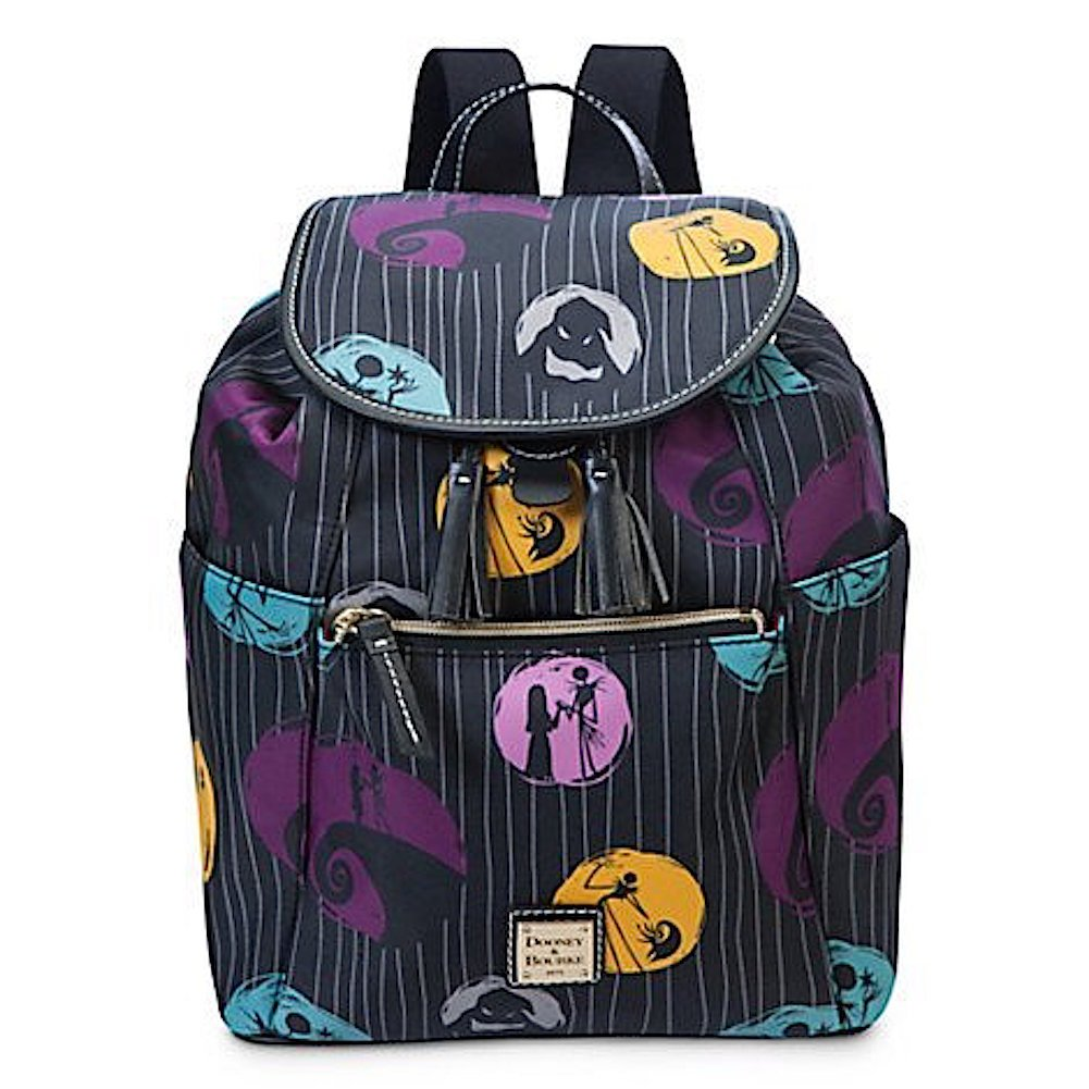 206c07b3437 Amazon.com  Tim Burtons The Nightmare Before Christmas Backpack by Dooney    Bourke  Sports   Outdoors