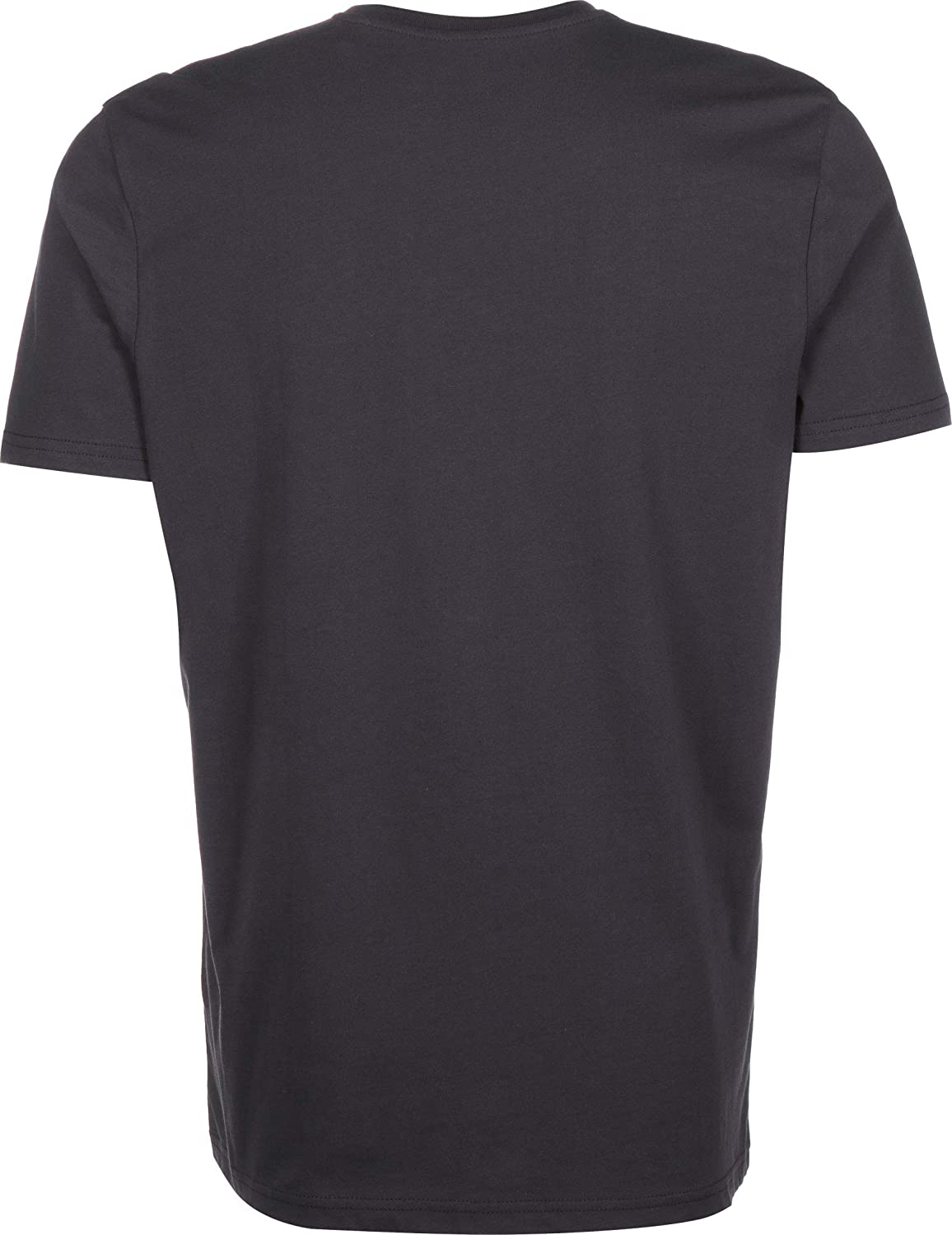 ALPHA INDUSTRIES Reflective Print Camiseta Iron Grey: Amazon.es ...