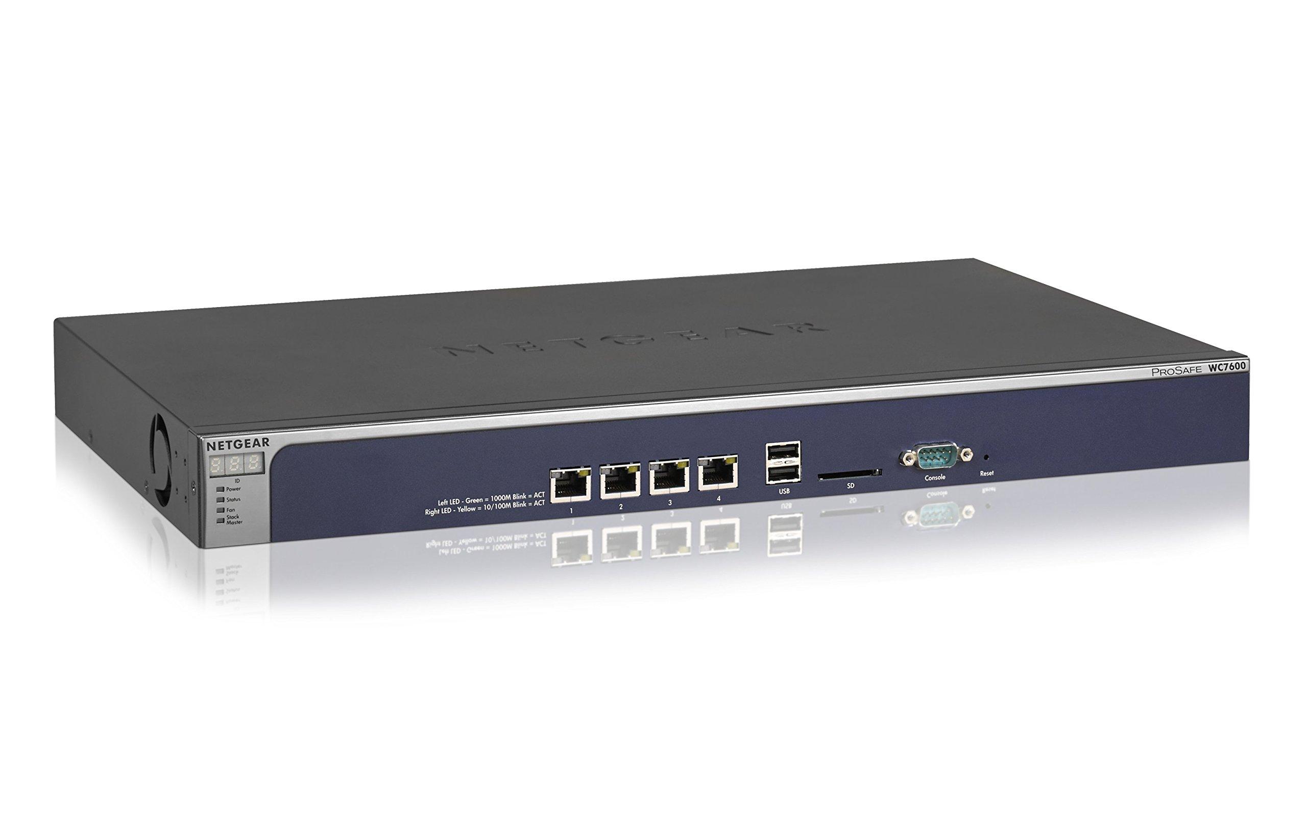 NETGEAR ProSAFE High Performance Enterprise-Class Wireless Controller (WC7600-20000S) by NETGEAR