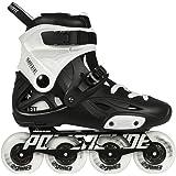POWERSLIDE IMPERIAL ONE 80 Inline Skate 2018 black/white