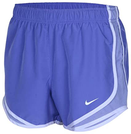 739f0f03375f5 Amazon.com : NIKE Women's Dri-Fit Tempo Running Shorts Court Purple ...