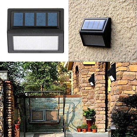 Review LtrottedJ 6 LED Solar