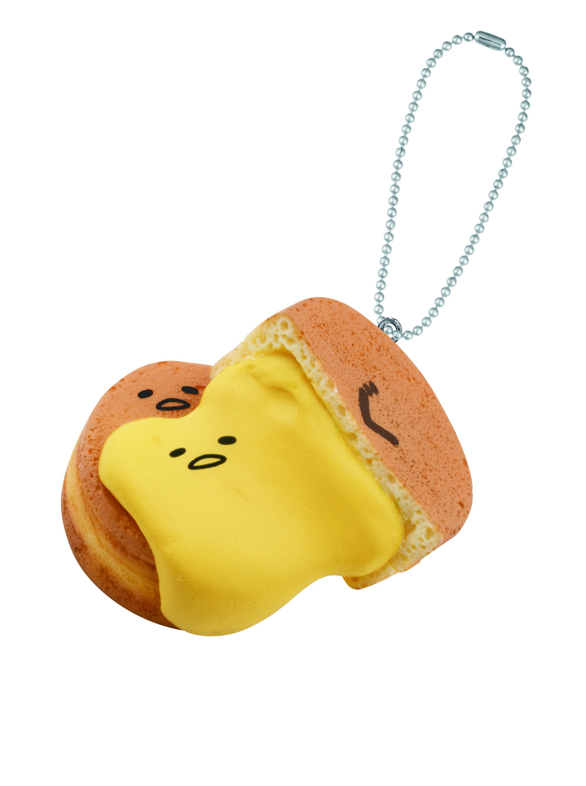 Full set Box 8 packages miniature figure Gudetama Japanese Festival Mascot by Re-Ment from Japan by Re-Ment (Image #7)